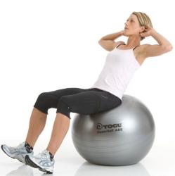TOGU Gymnastikball Powerball ABS 65 cm - Rot