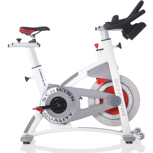 Schwinn AC Performance Plus Carbon Blue Indoor Cycle
